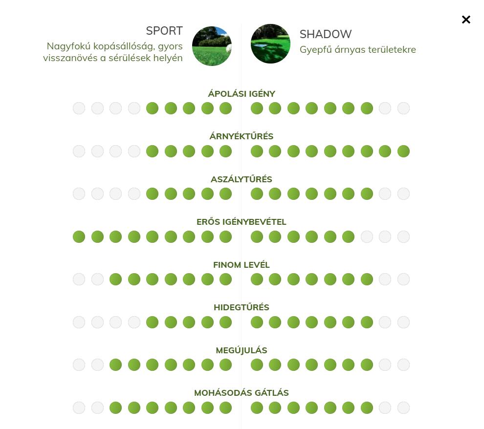 termékek összehasonlításának lehetősége egyedi webáruházban