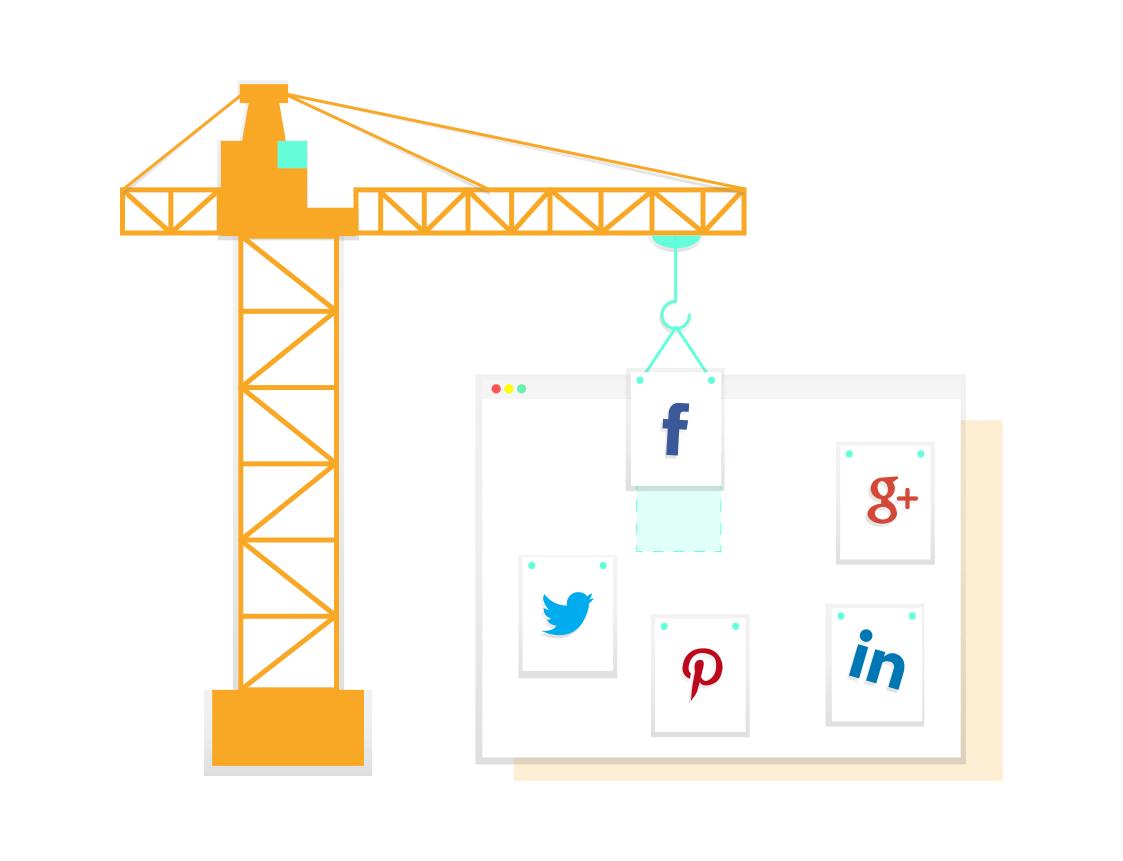 építkezés a Facebook hirdetés segítségével